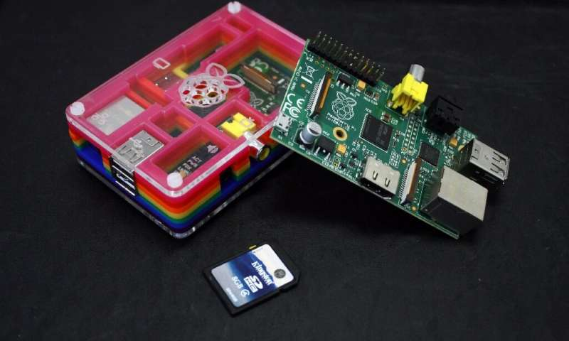 Internet of Things with Raspberry Pi